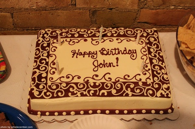 Blessings Happy Birthday John
